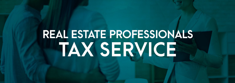 Tax Accountant Specializing In Real Estate